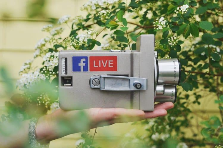 Faire un facebook live de qualité
