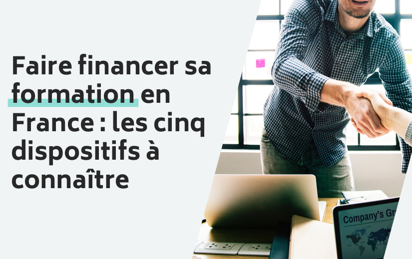Comment faire financer sa formation