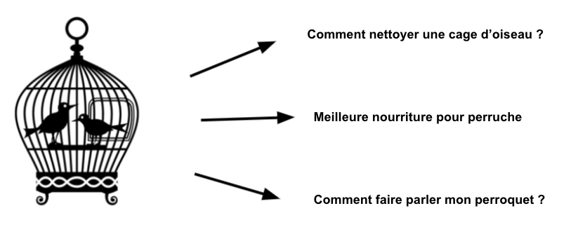 intentions secondaires seo