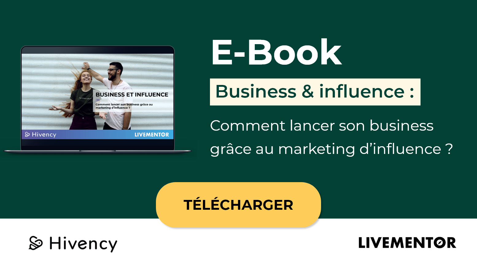 e-book sur le marketing d'influence