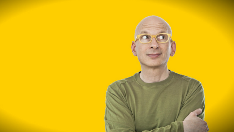 Le créateur du terme permission marketing : Seth Godin