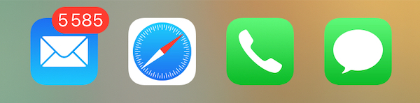 notifications emails