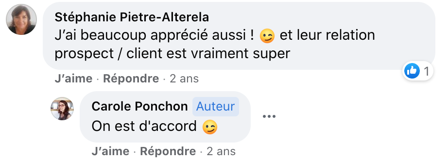 screen commentaires facebook